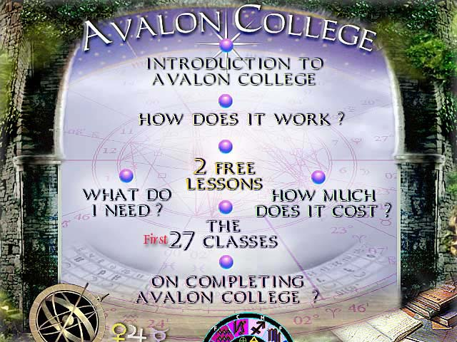 Avalon College Main Directory