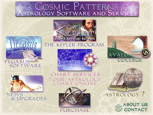 Welcome to Cosmic Patterns