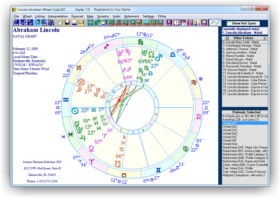 KEPLER for Novice and Expert Astrologers